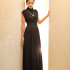 LONG DRESS PESTA KOREA