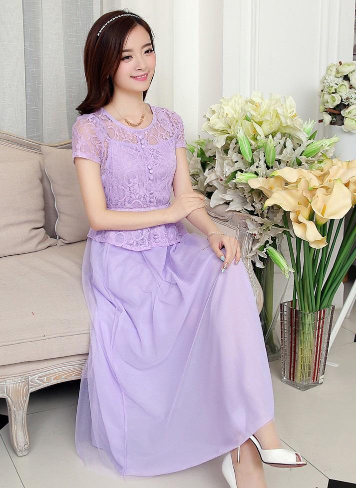Baju Gaun Korea Untuk Para Remaja Toko Baju Wanita Dress Korea