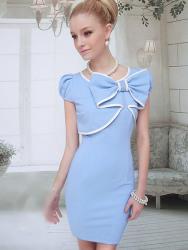 Dress Cantik Korea Terbaru