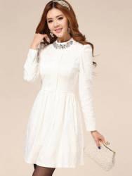 Gaun Korea Cantik