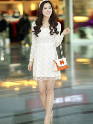 Gaun Wanita Online Lengan Panjang