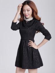 gaun Korea terbaru Import