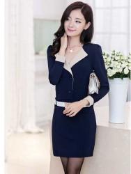 Dress Import Korea Ready Stock Harga Murah Berkualitas
