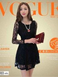 Dress Korea Style Terbaru Online Harga Miring Kualitas Import