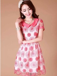 Jual Baju Dress Korea yang sedang Hits di Kalangan Anak Muda