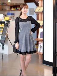 JUAL DRESS WANITA LENGAN PANJANG 2015
