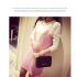 DRESS MODEL KOREA CANTIK TERBARU