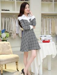 DRESS FLANEL SIMPLE TERMODIS 2015 MODERN