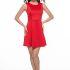 DRESS NATAL LENGAN BUNTUNG TERBARU 2015