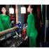 DRESS WANITA LENGAN PANJANG SELUTUT 2015