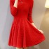 DRESS NATAL TERBARU IMPORT ONLINE