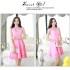 DRESS WANITA LENGAN BUNTUNG ONLINE 2016