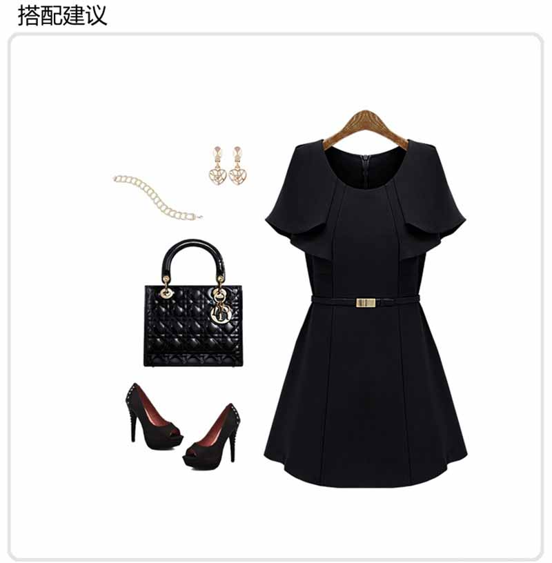 DRESS SIMPLE ELEGANT TERBARU 2016
