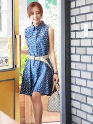 JUAL MINI DRESS LENGAN BUNTUNG MODIS 2016