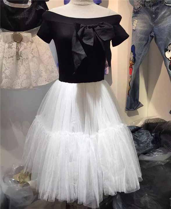 DRESS BALERINA CANTIK ONLINE IMPORT FASHION