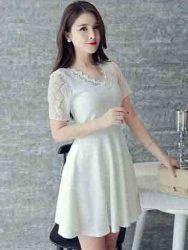 dress-lengan-pendek-cantik-2016-1