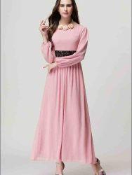 gamis-pink-cantik-import-terbaru-1