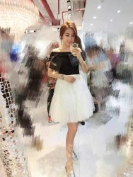 JUAL DRESS BALERINA CANTIK ONLINE IMPORT