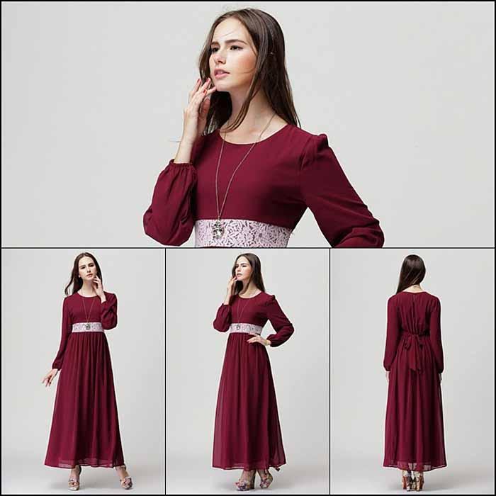 long-dress-maroon-modis-2016