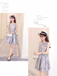 dress-korea-cantik-import-2016-modis