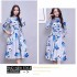 DRESS SATIN PITA KOREA CANTIK 2016