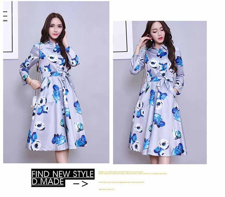 dress-satin-pita-korea-cantik-2016-terbaru