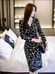 jual-dress-cantik-lengan-panjang-import-2016