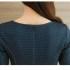 DRESS POLKADOT LENGAN PANJANG IMPORT
