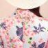 DRESS WANITA MOTIF BUNGA TERKINI 2017