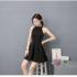DRESS PESTA LENGAN BUNTUNG MURAH 2017