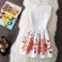 DRESS WANITA KOREA LENGAN BUNTUNG 2017