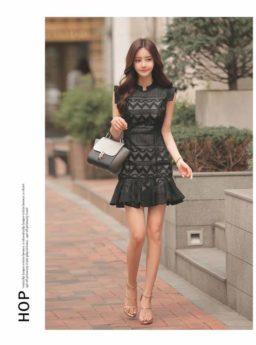 Dress Wanita Import Online Terbaru Korea Jual Model Terbaru Murah